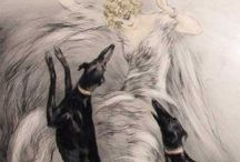 Artist/Louis Icart / by Suzanne Timon