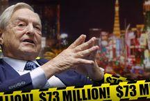 George Soros Reaps $73 Million From Las Vegas Sorrows