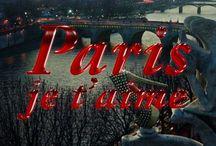 Paris Je T'aime / Cities have sexes, Paris is a woman.