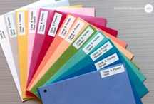 Stationery & Pretty Paper / Stationery & pretty paper for all the DIY lovers and crafters out there!