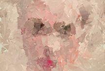 ahmet türker artworks / acrylic painting