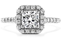 Hearts On Fire Diamond Engagement Rings - The Classics / Classic diamond engagement ring designs from Hearts On Fire - 'The World's Most Perfectly Cut Diamond'.  Which is your favourite?