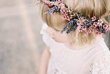 Flower crowns / Beautiful flower crowns