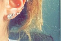 Cool ear piercings