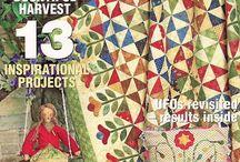 country threads Austrailian magazine