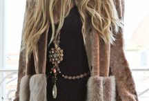 Body chain outfit Winter