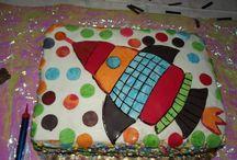 bolos feitos por mim