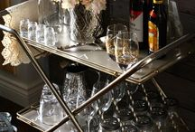 Bar Cart Styling / by Felt So Cute