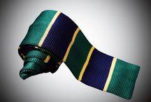 Cotton Knit Ties