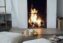 Chill Out by the fire.