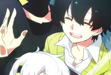 Mekaku city actors/kagerou project / Anime/musica / by Jesely Ghoul