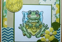 Cards - Yvonne's creations