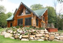 cabins & camps!!!! / by Shannon Dennison
