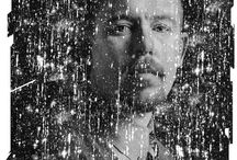 Alexander McQueen / Fascinated with the man and his talent for ages. A talent he removed from this world too soon. Thank you Sarah Burton for adding your voice to his so the song continues. / by Debbie Kriegh