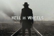 Hell On Wheels / by Gail L. DeLashaw