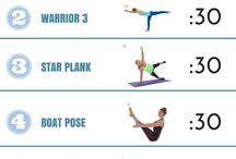 Exerciții yoga