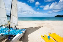 St. Lucia Sea Adventures / Water sports via The Landings, Saint Lucia: sailing, standup paddle boarding, snorkeling and more - what our expert concierge service recommends and can schedule for you.