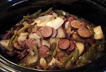 Crockpot meals / by Sherry Peer