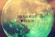 Good nights/mornings/day