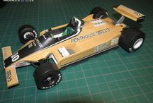 Diecast F1 80
