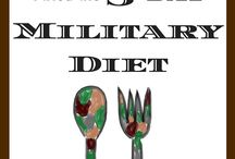 Military diet info