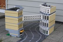 Lego (City/Town planning) / Board based on city architecture, terraforming, furniture, tools and city planning in general.