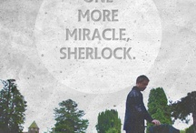 Sherlocked / by Lorna Heer