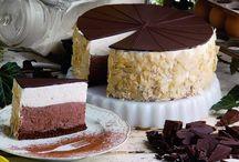 Klasszikus torták