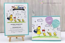 Birthday Cards & Invites