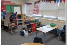 Classroom Set-Up / by Sarah Shivler