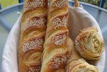 Brioches et pains briochés