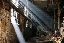 Urbex, abandoned / Urban exploring, afgekorturbex, is het bezoeken enfotograferenvan (meestal) verlaten gebouwen en omgevingen die doorgaans niet voor publiek opengesteld.