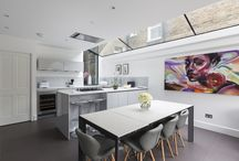 Ground Floor Extensions / A portfolio of extensions we've worked on or admire.