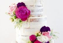 farebné torty