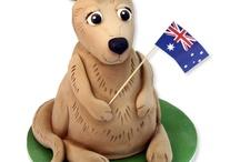 Kangaroo Cake Ideas