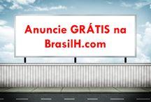 Formas de Anúncios - BrasilH.com