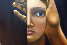 Οι Πίνακές μου / Πίνακες ζωγραφικής της Ελένης Φρουζάκη