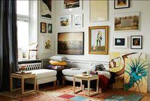 Gallery Wall / by Caroline McKell
