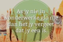 Afrikaans my taal