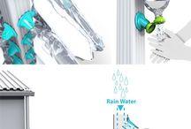 recolector de agua lluvia