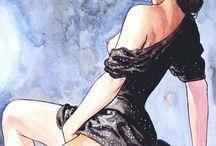 sxy comics / Erotisk tegneserie
