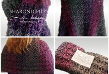 Sharondipity   Crochet / Crocheted items available at Sharondipity Designs on Etsy!