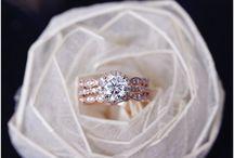 Snubní/zasnubní prsteny
