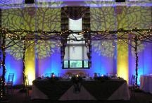 Inspiración |La Floreria | Iluminacion en Bodas & Eventos | Uplighting Events & Weddings / Atmosferas y ambientes creados con luz.  Iluminaciones, gobos, retroiluminaciones, proyecciones.