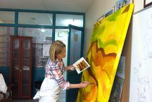 Painting / Suluboya, yağlıboya, akrilik boya çAlışmalarım