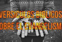 Versículos Bíblicos para Evangelizar