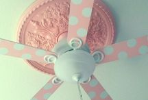 Baby girls room / by Suzy Steed