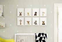 inspiratie kinderkamer / ideas children room