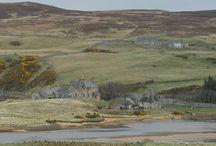 Sutherland, Scotland, Melvich,Lochinver, Ullapool