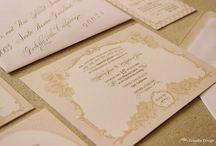Soft and Elegant Wedding Invitations
